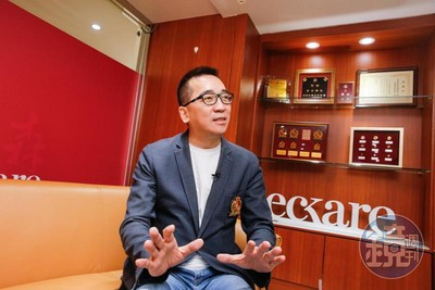 王令麟邀名模前夫當新事業操盤手 4個月業績1.5億