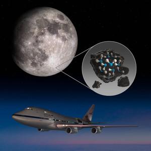 NASA新發現:首度在「月球」陽光照射處發現「水」