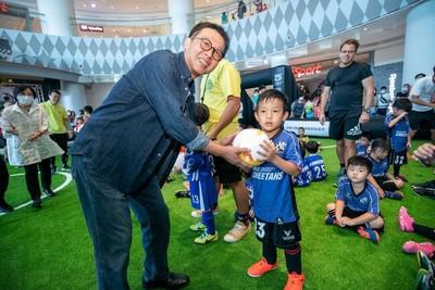 中華足球聯盟即將成立 目前已規劃全國十大賽區預賽