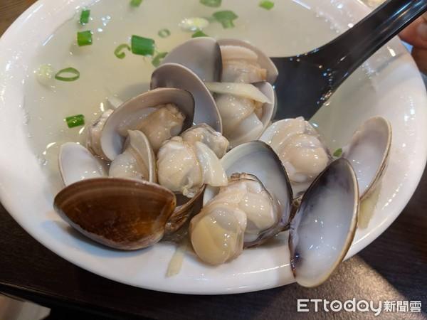 ▲▼蛤蜊,海鮮,湯,蛤仔湯,蛤。(圖/記者謝承恩攝)