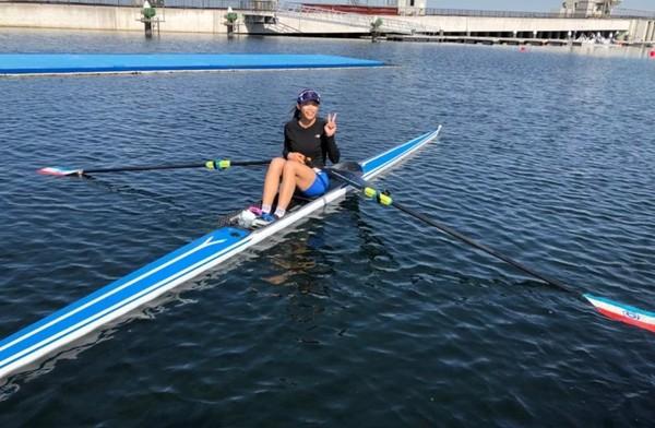 划船女神黃義婷二度叩關奧運 珍惜機會「划出自己的航道」