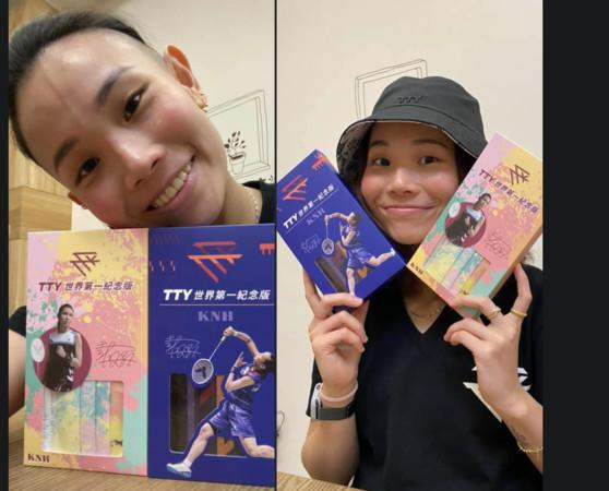 新加坡公開賽取消 戴資穎:疫情升溫口罩戴起來,保護自己和他人