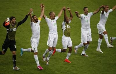 阿爾及利亞足壇風光不再 1場假球賽6萬8千美元搞定