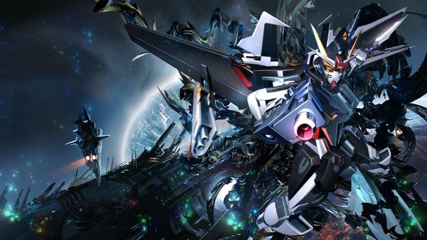 傳說級存在!日本動漫十大最強機器人
