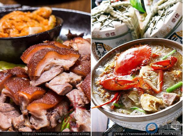飯店老總推薦宜蘭在地好店 螃蟹米粉鍋愈煮愈美味