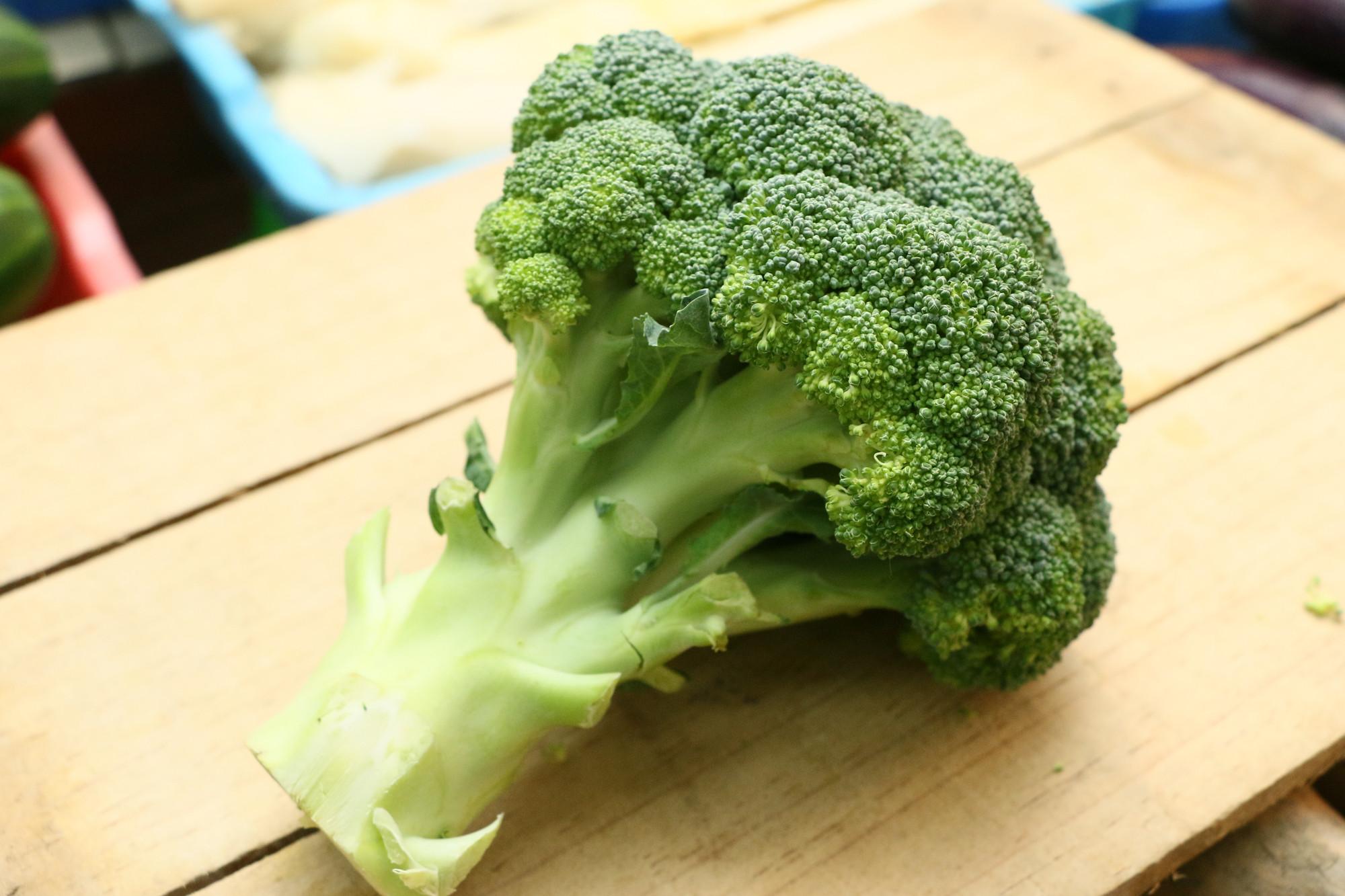 蔬菜,菜花,青花菜,花椰菜(圖/記者周宸亘攝)