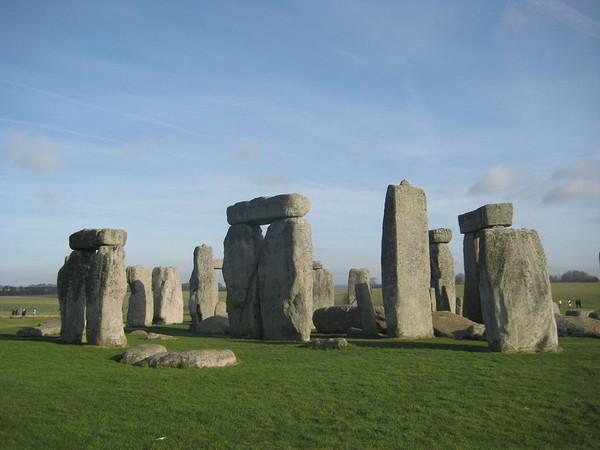 社群網站票選10大令人失望旅遊地 巨石陣、金字塔上榜